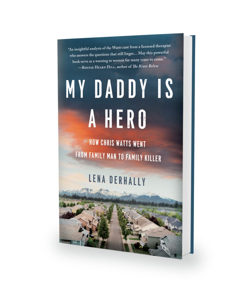 My Daddy is a Hero, Lena Derhally